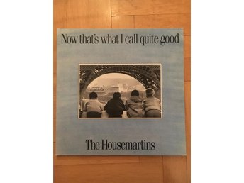2 Lp THE HOUSEMARTINS - NOW THATS WHAT I CALL QUITE GOOD