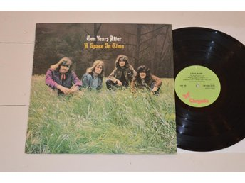 TEN YEARS AFTER - A Space In Time (Chrysalis UK 1971) *NICE*