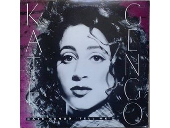 "Kate Gengo title* Tell Me* House, Freestyle 12"" US Label:CBS Associated Records,"