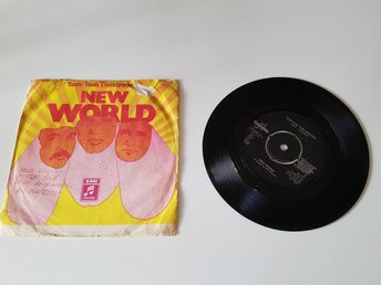 New World, Tom-Tom Turnaround, singel 1971