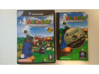 Nintendo GameCube: Mario Golf: Toadstool Tour
