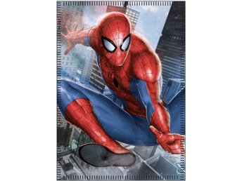 Spindelmannen - Spiderman Fleece Filt