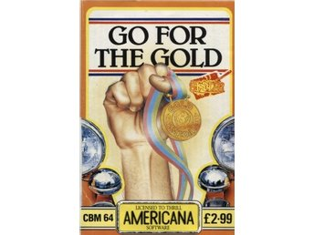 C64 - Go for the gold (K) (Beg)