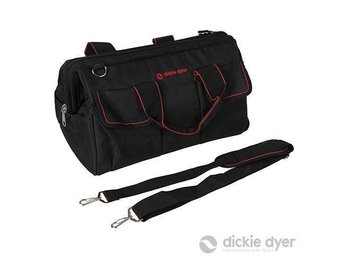 "16-Pocket Toughbag Holdall 16"" 400MM PRO plumbers bag"