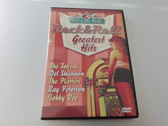 Rock & Roll Palace: Rock & Roll Greatest Hits - Regionsfri PAL DVD - The Tokens
