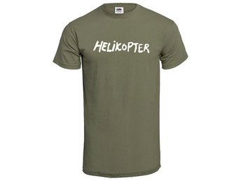Repmånad - Helikopter - M (T-shirt)