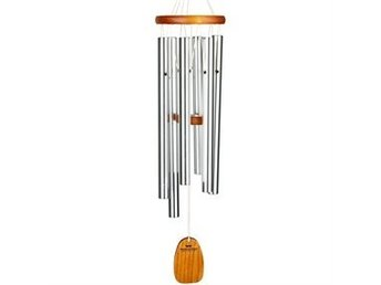 VINDSPEL AMAZING GRACE CHIME, SILVER, medium - WOODSTOCK CHIMES