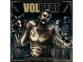 VOLBEAT - SEAL THE DEAL & LET´S BOOGIE - 2XLP+CD