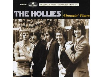 Hollies: Changin' times complete 1969-1973 (5 CD)