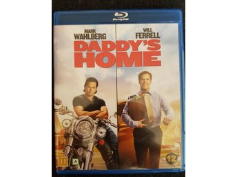 Blue Ray: Dady's Home