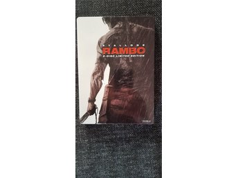 Rambo (steelbook 2-disc)