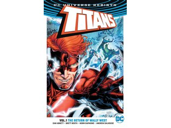 Javascript är inaktiverat. - Stockholm - A part of DC Universe: Rebirth! Wally West is back in the DCU and he's onceagain teamed up with former teen heroes and fan-favorite characters likeNightwing, Donna Troy, Arsenal and more! Spinning directly out of the events ofDC UNIVERSE: REBI - Stockholm
