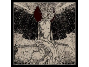 Malum / Insane Vesper ‎–Luciferian Dimensions Split lp 2018