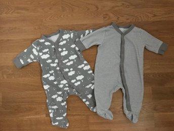 Javascript är inaktiverat. - Solna - Två pyjamasar från kapphal i stl 50/56. Använda bara få ggr dem är i nyskick - Solna