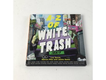 Bok, A to Z of White Trash, Flerfärgad