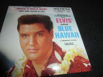 Elvis Presley - Rock-a-hula baby/Can´t help - CDs-(1961)- Ny