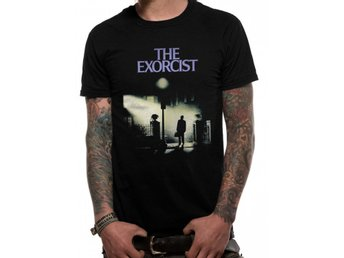 THE EXORCIST - MOVIE SHEET  T-Shirt Large