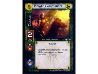 A Game of Thrones: Knight Commander