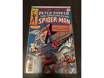 The Spectacular Spider-man #18 FN-VF
