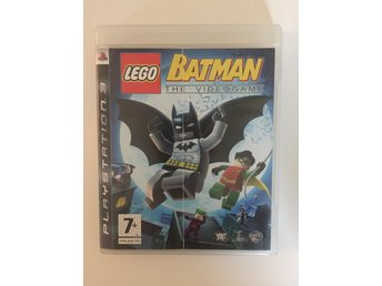 Ps3 spel BATMAN