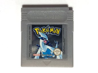 Pokémon Silver version – spel till Game Boy Color