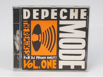 Depeche Mode: The Remixes Vol. 1, Remixsamling, CD, (DPM1CD)