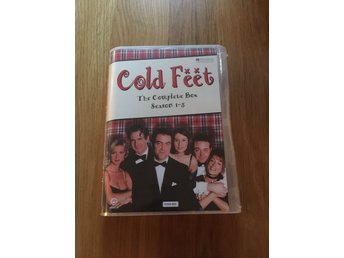 Cold Feet -The Complete Box Season 1-5 (helt ny och inplastad)