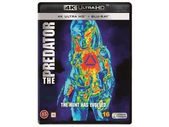 The Predator (4K Ultra HD + Blu-ray)