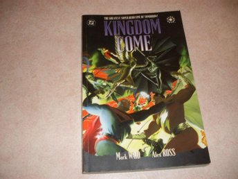 Graphic Novel - Kingdom Come