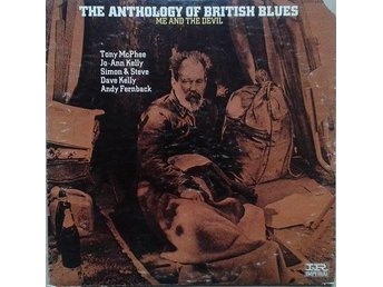 Various Artists  titel*  The Anthology Of British Blues: Me And The Devil