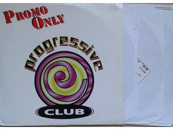Various ?Artists titel*  Promo Only Progressive Club: October '99* RARE Comp!