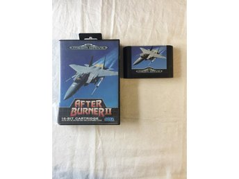 Tevespel - Megadrive - After Burner II