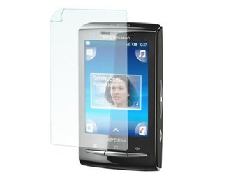 Sony Ericsson X10 Mini Displayskydd (Klar)