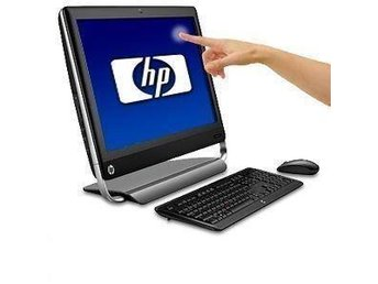 "HP Elite 7320 - Dator med 21,5"" Touch"
