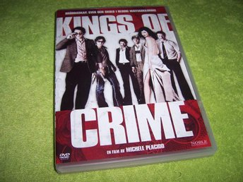 Kings of Crimes (2008) Gangster Crime Italien 70-tal *OOP*