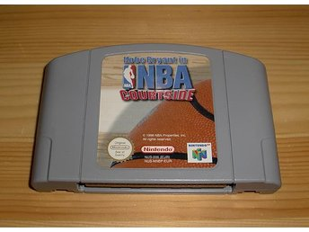 N64: Kobe Bryant in NBA Courtside