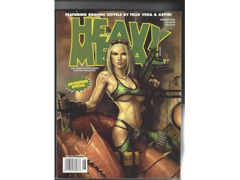 Heavy Metal summer 2004 skick vf