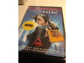 DVD FILMEN CHARLIZE THERON/ AEON FLUX - Lyckeby - DVD FILMEN CHARLIZE THERON/ AEON FLUX - Lyckeby
