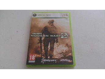 - Call of Duty Modern Warfare 2 XBOX360 -