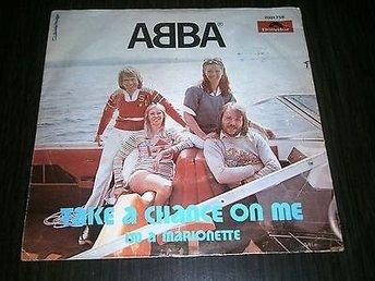 """ABBA 7"""" original Single - Spreitenbach - ABBA 7"""" original Single - Spreitenbach"""