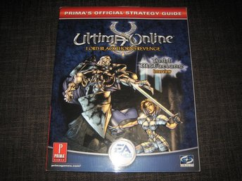 Ultima Online Lord Blackthorne's Revenge Official Guide
