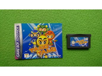 Tang Tang Kassett + Manual GBA Gameboy Advance Nintendo GBA