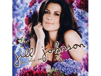 Johnson Jill: Baby blue paper 2008 (CD)