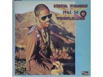 Stevie Wonder title* 1962-1974 Wonderland* Soul Swe LP,comp.