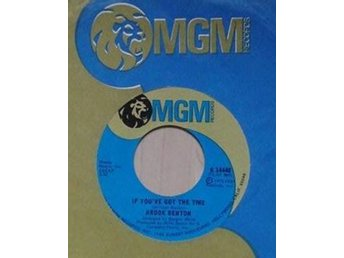 Brook Benton title* If You've Got The Time / You Take Me Home Honey* Soul 7""