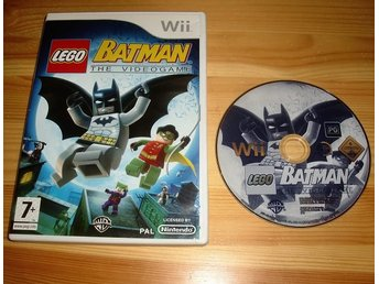 Wii: Lego Batman the Videogame