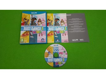 Just Dance 2014 Kids Nintendo WiiU wii u