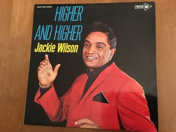 Jackie Wilson. Higher and higher. MAPS 1005