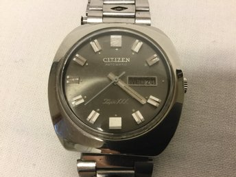 CITIZEN AUTOMATIC TIGERXXX