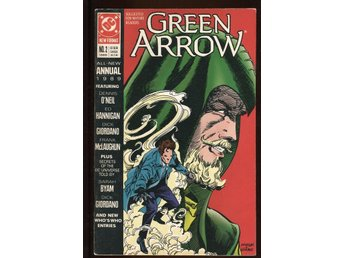 Green Arrow Annual #2